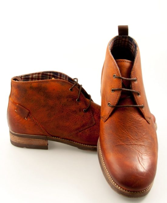 Tan boots Lloyd nd Pryce