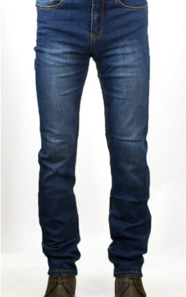 Cavani Mid Denim Stretch Jeans