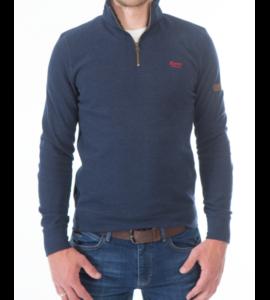 Mineral Kentucky Half Zip Sweater