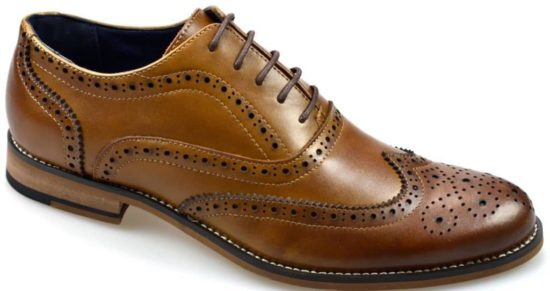 Base London brogue