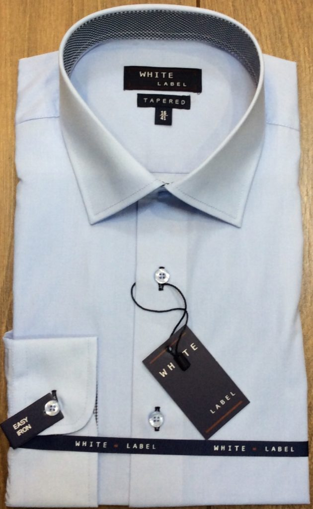 White Label Tapered Shirt