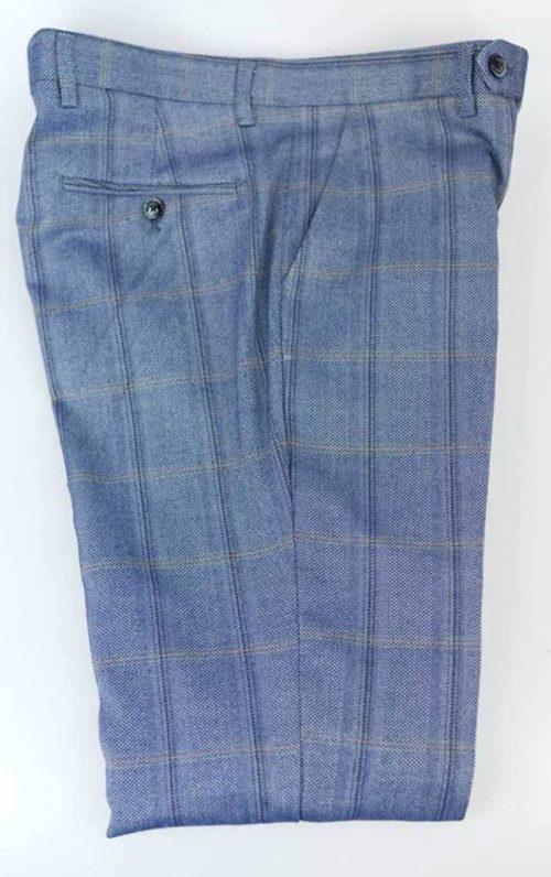 Cavani Connall Suit Blue 2021