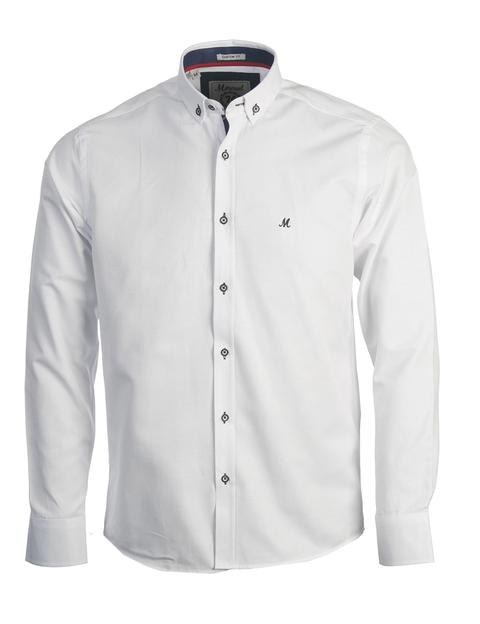 Mineral Shirt Lolland White