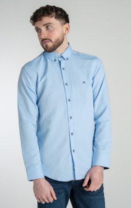 Mineral Shirt Lolland Blue