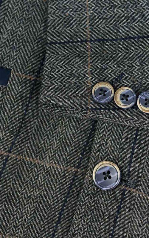 Cavani Suit Albert Grey 2021