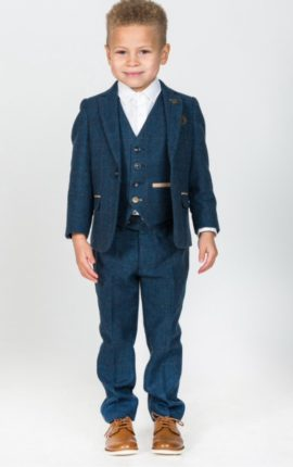 Marc Darcy Kids 3 Piece Suit Dion