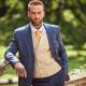 Cavani Suit Steele Grey/Blue