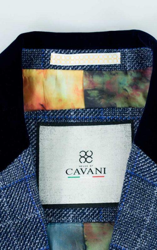 Cavani Suit Miles Blue 2021