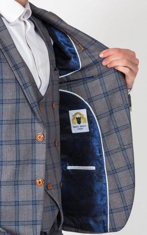 Marc Darcy Logan Suit 2021