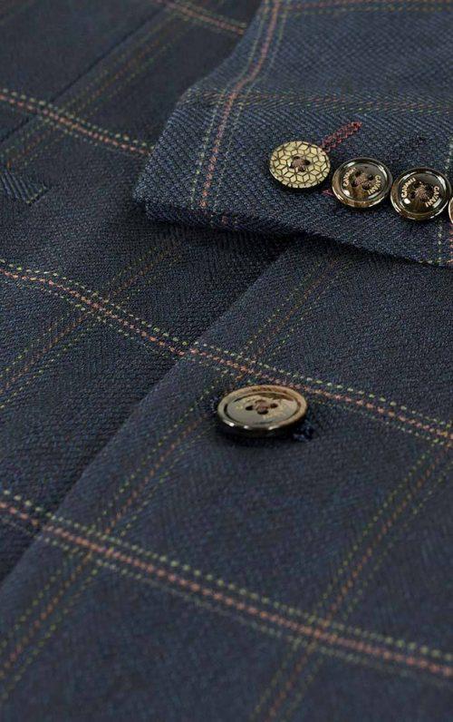 Cavani Connall Suit Navy 2021