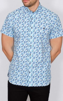 Case Short Sleeved Shirt