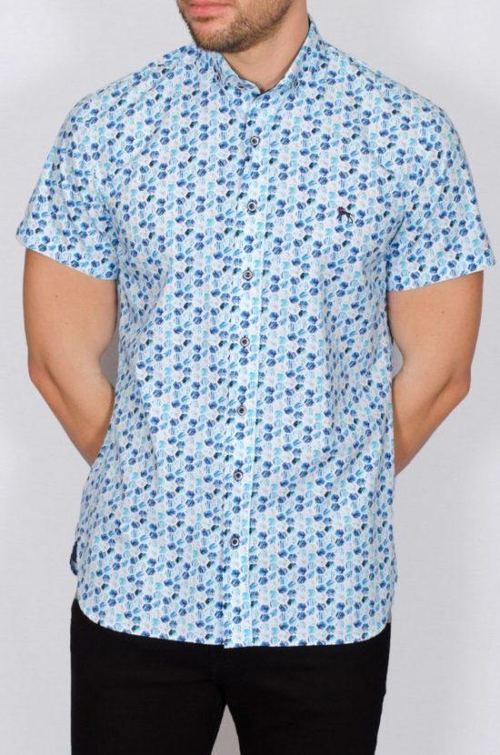 Case Short Sleeved Shirt