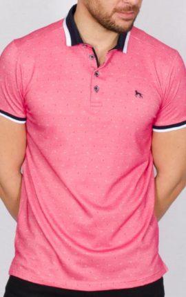 Donna Polo Shirt Pink