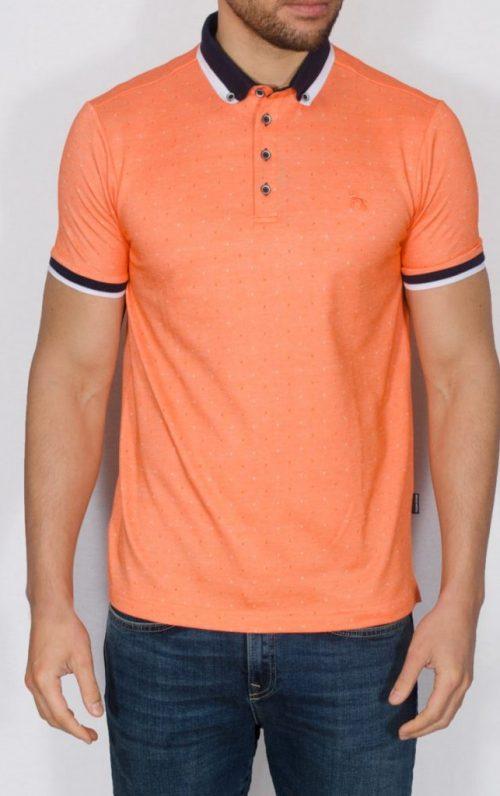 Donna Polo Shirt Orange