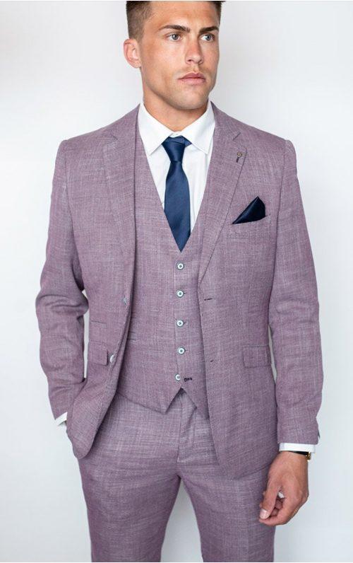 Cavani Suit Miami Lilac