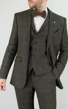 Cavani Suit Kemson Olive