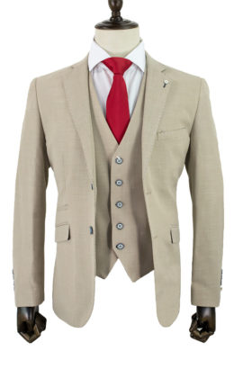 Cavani Suit Miami Cream