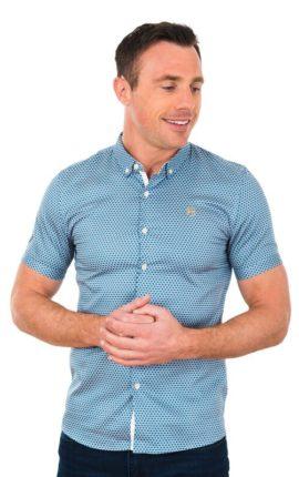 XV Kings Askean Short Sleeve Shirt