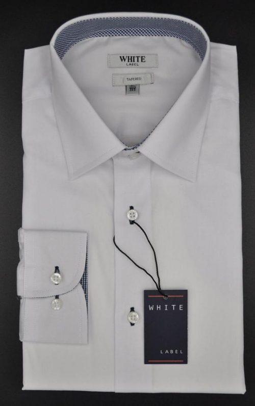 White Label Tapered Shirt