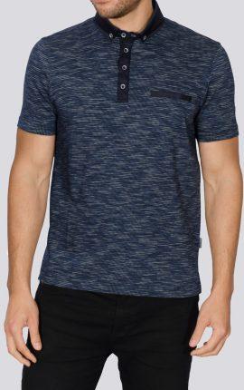 Foden Polo Shirt Navy