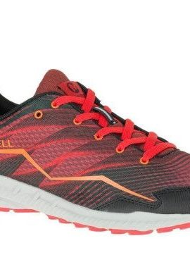 Merrell Trail Crusher Fire Red