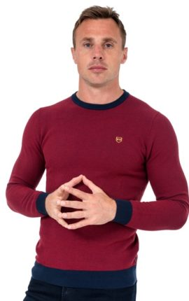 XV Kings Camden Berry Jumper