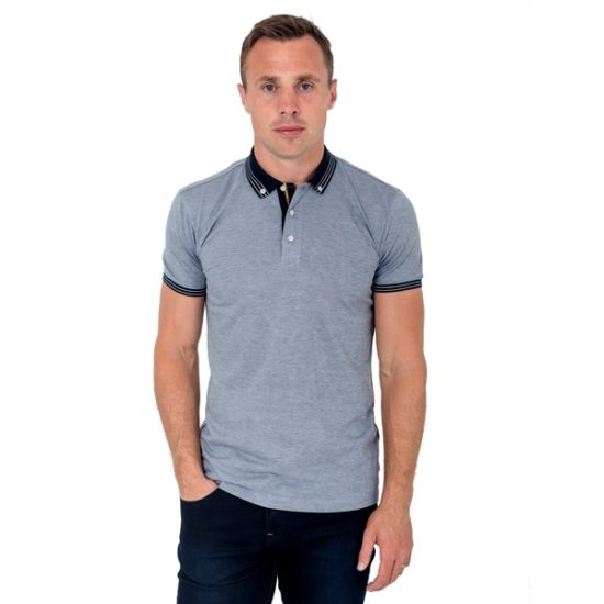 XV Kings Oberon Ice Fleck Polo Shirt