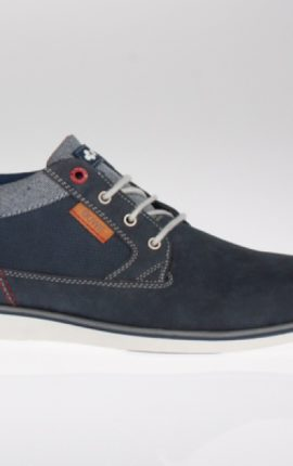 Lloyd & Pryce Purcell Denim Shoe