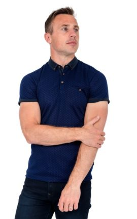 XV Kings Redfield Fire Speck Polo Shirt