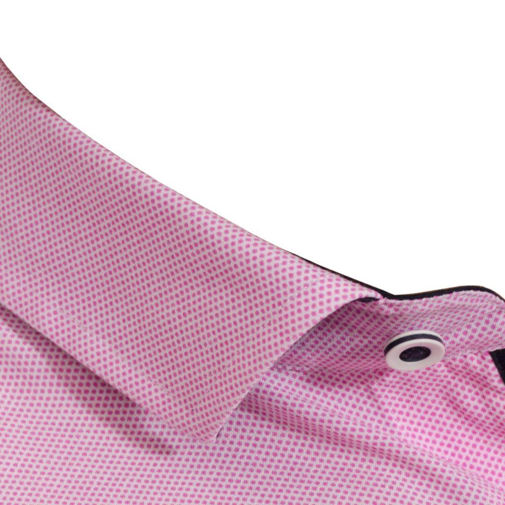 Yeates Pink Long Sleeved Shirt 2021