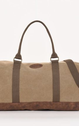 Brakeburn Canvas Duffle Bag