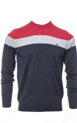 Mineral Islona Cherry Crew Neck Jumper