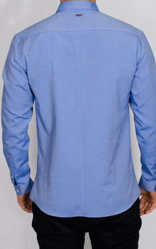 Aland Blue Long Sleeved Shirt 2021