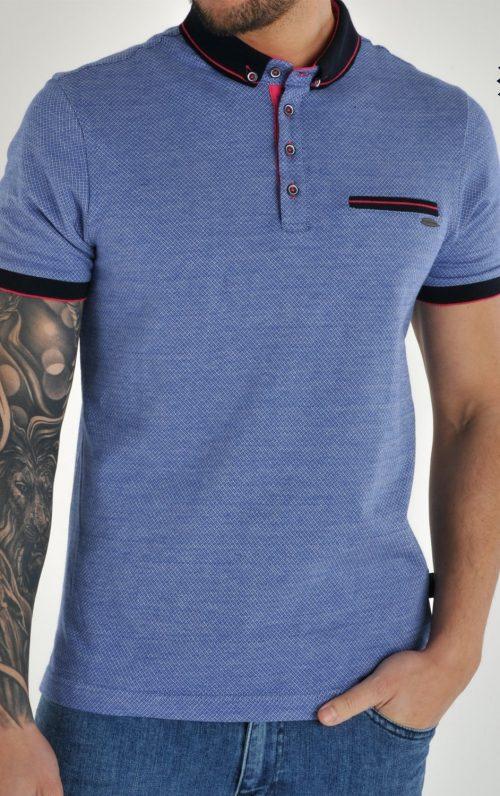 Sollar Polo Shirt Blue 2021