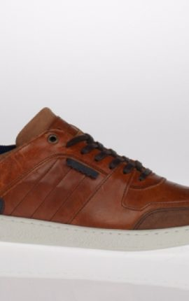 Lloyd and Pryce Elsom Umber Tape Shoe