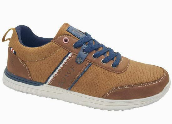 Lloyd and Pryce Eight Camel Shoe