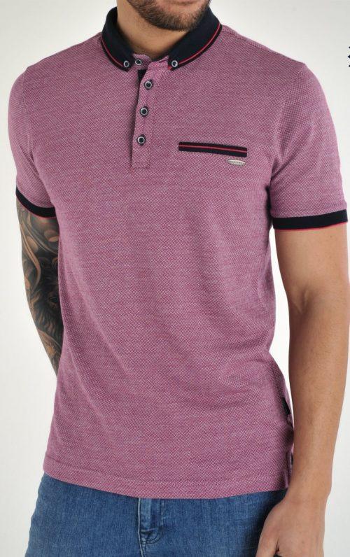 Sollar Polo Shirt Pink 2021