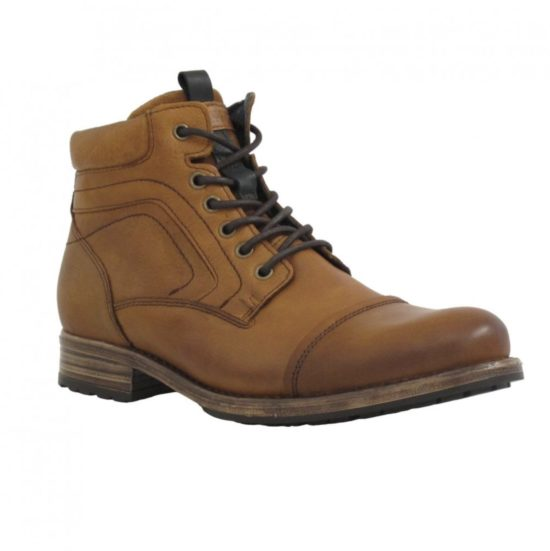 Lloyd and Pryce Gilbert Camel Boots