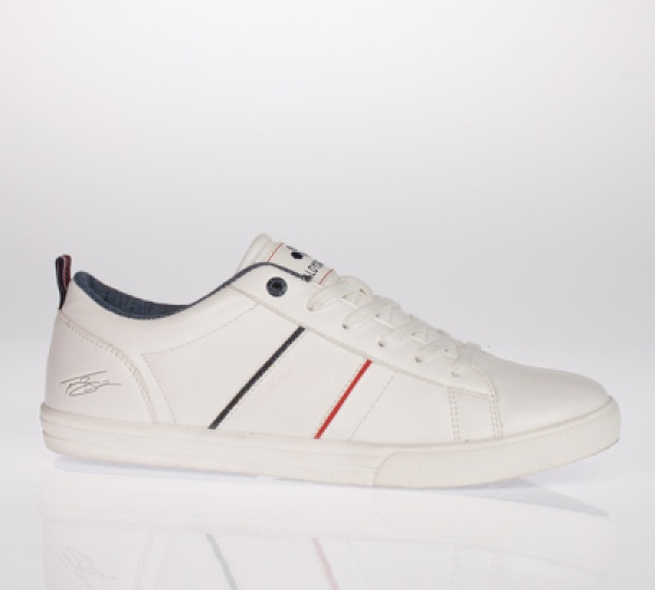 Lloyd and Pryce Morell White shoe