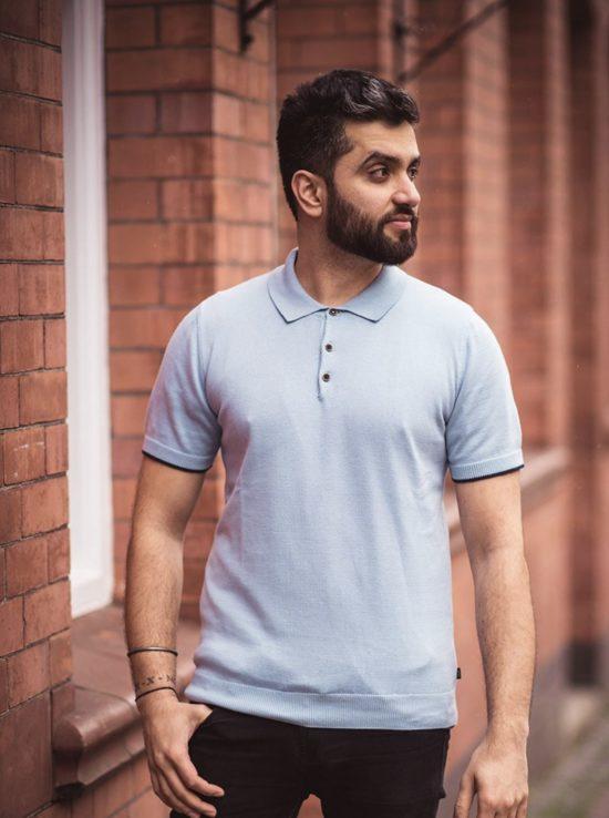 Cavani Sky Polo Shirt