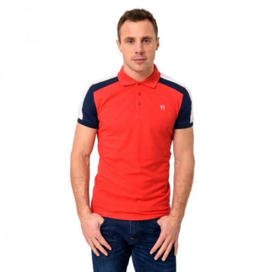XV Kings Roseville Red Polo Shirt