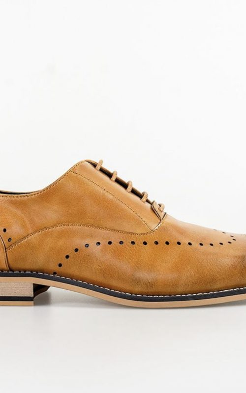 Cavani Fabian Tan Shoe 2021