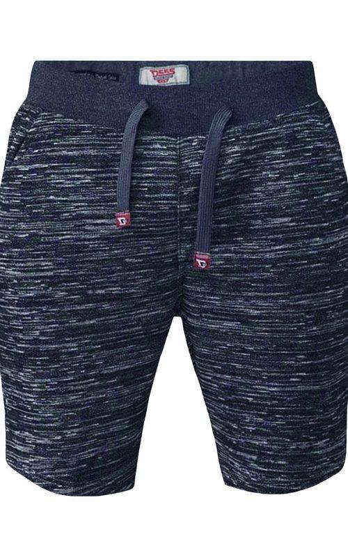 D555 Tommy Fleece Shorts