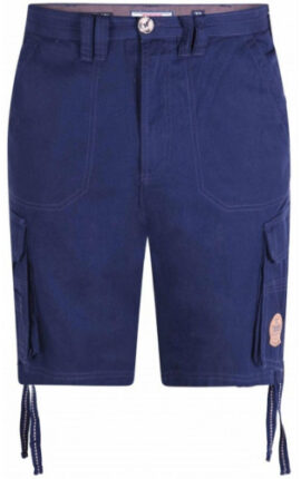 D555 Fletcher Navy Cargo Short