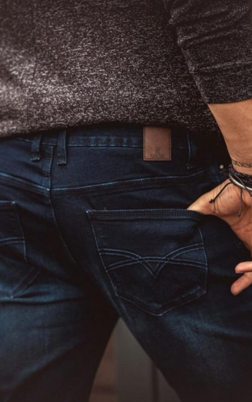 Cavani Elliot Stretch Jeans 2021