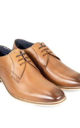 Cavani John Tan Shoes