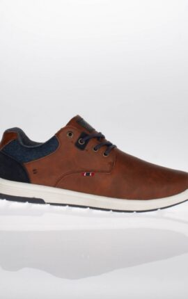 Lloyd and Pryce Burger Camel Shoes