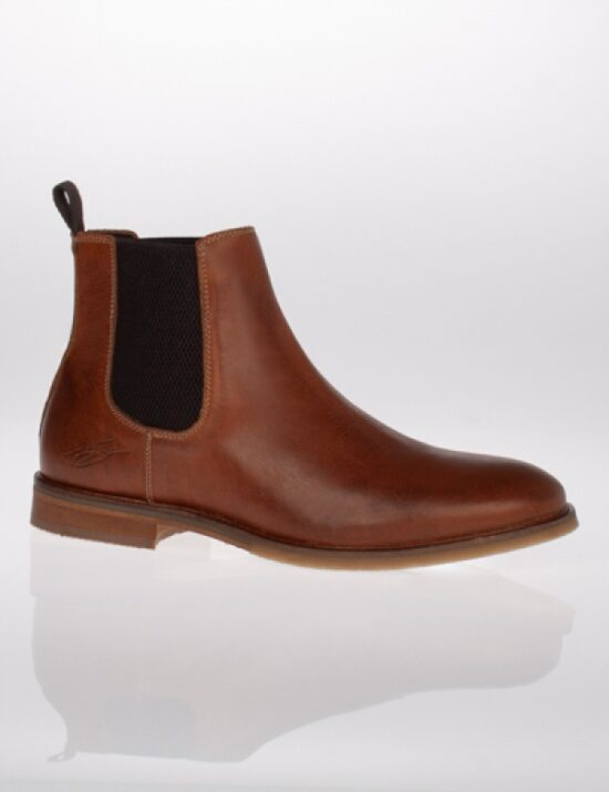 Lloyd and Pryce Booth Russet Boots