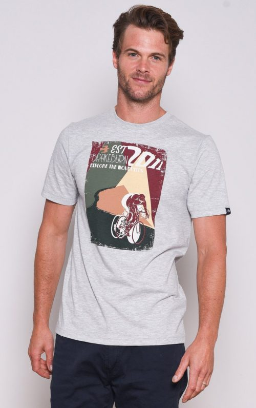 Brakeburn Vintage Bike T-Shirt