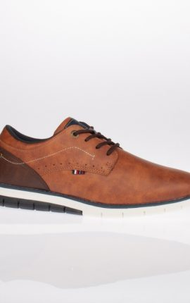 Lloyd and Pryce Marshall Camel Shoes